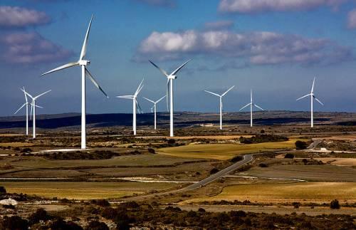 Energia wiatraki