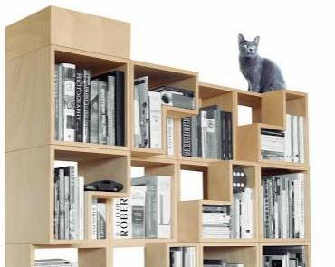 Sposoby na przechowywanie książek