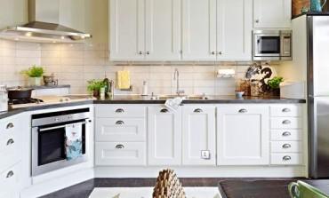 Otwarta kuchnia – style