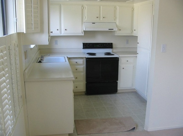 Urządzanie małej kuchni  domhome pl -> Mala Kuchnia W U