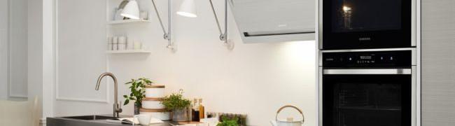 Mikrofalówka w kuchni
