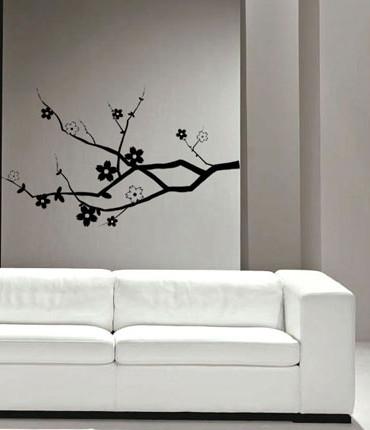 Wzory na ścianę i naklejki ścienne