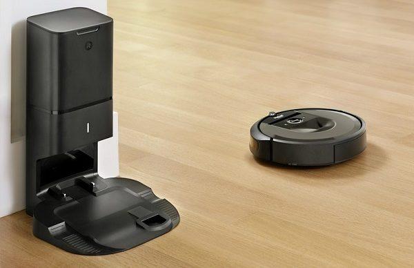 iRobot Roomba i7 [wideo]