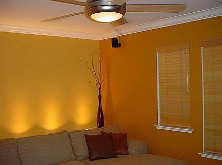 Oświetlenie w domu i mieszkaniu