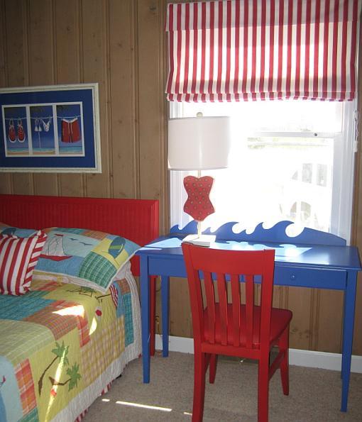 Pokój dla dziecka, biurko
