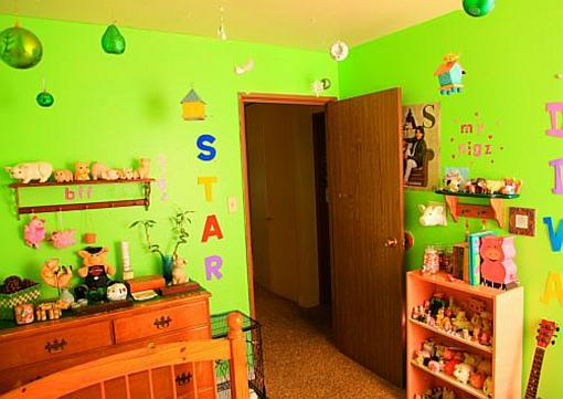 Pokój dla małego dziecka