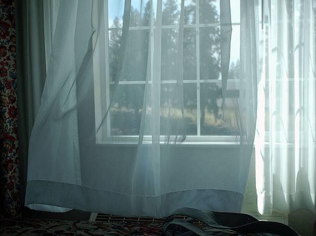 wystrój okna