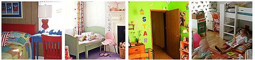 Zdjęcia pokojów dla dziecka